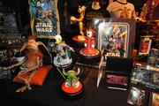 You can't have a Disney event without Star Wars stuff.