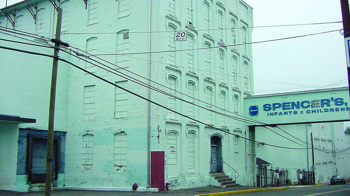 Mount Airy Sells Part Of Former Spencer S Manufacturing Mill To