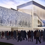 Gould Evans previews KU's new DeBruce Center
