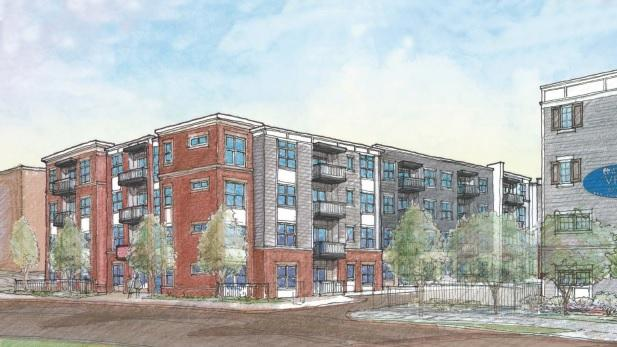 VP3, located on Euclid Avenue between Corry and Charlton streets, will add 147 units with 300 beds in Corryville.