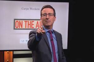 John Oliver on Net Neutrality