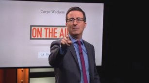 John Oliver ascendant! 2014's funniest videos about tech, startups and entrepreneurs