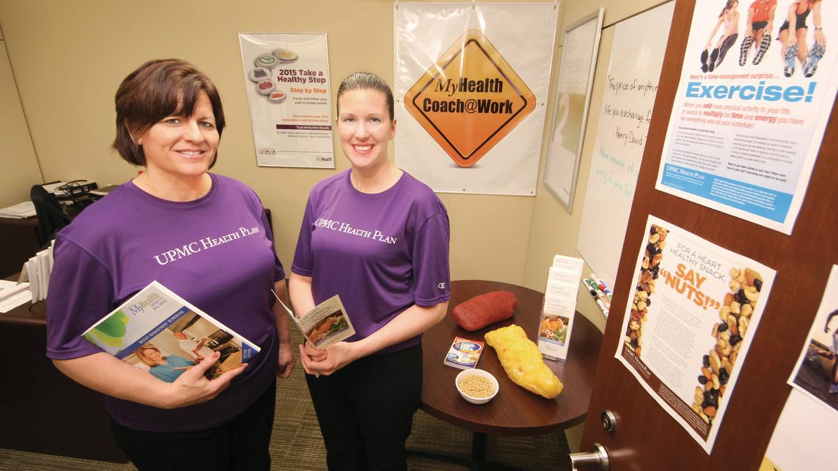 Spouses, health coaching added to mix at UPMC - Pittsburgh Business