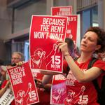 Seattle council approves minimum wage boost to $15 (slide show)