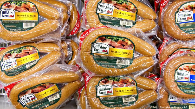 Tyson Foods won the fight for Hillshire Brands, makers of Sara Lee meats as well as Jimmy Dean sausages and Ball Park hot dogs. Photographer: Daniel Acker/Bloomberg