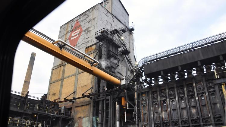 The Shenango Inc. coke battery was purchased in 2008 by Ann Arbor, Mich.-based DTE Energy. The battery, located on Neville Island, has been in operation since 1983.