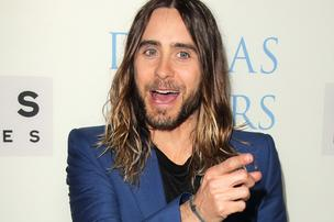 Venture capitalist and actor/musician Jared Leto