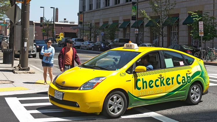 Baltimore cabs will have to accept credit cards by the end of this year.