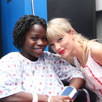 Taylor Swift donates $50K to CHOP to help teens with cancer