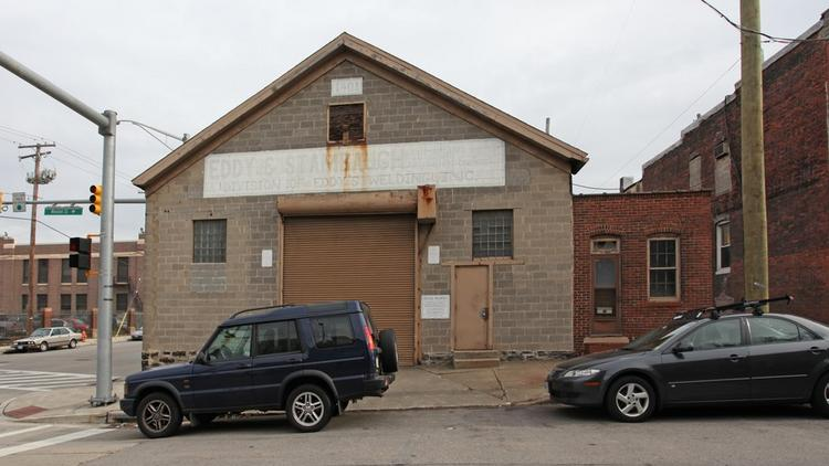 Former Under Armour executive Scott Plank's War Horse LLC is requesting zoning changes for 1401 Woodall St., which was acquired in 2011 for $1.17 million. The site is one of two Locust Point properties Plank wants rezoned to allow offices.