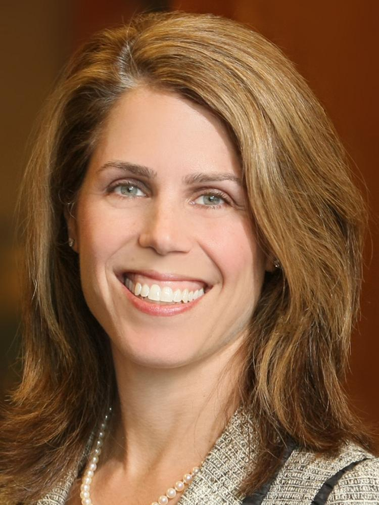 Dr. Lucy Langer, an oncologist and hematologist with Compass Oncology in Portland and national medical director of cancer genetics for The U.S. Oncology Network.