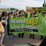 Walmart employees protest near chairman's Paradise Valley home