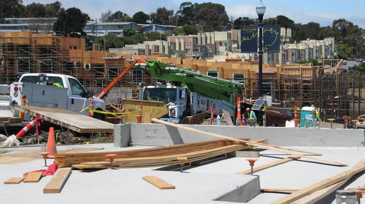 Lennar Urban's Shipyard development will bring more than 12,000 homes next to the Bayview and Hunters Point neighborhoods.