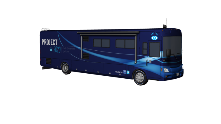 A rendering of the Project 2020 RV.