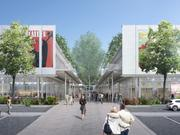 Sunset Development Company has hired starchitect Renzo Piano to design City Center in San Ramon.