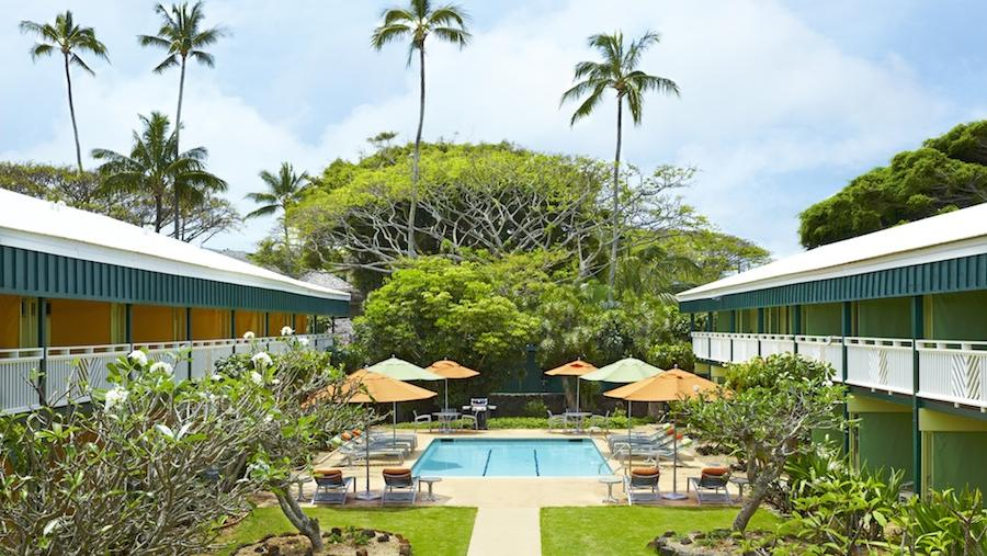Kamaole Sands is a vacation condo resort in the heart of Kihei directly across from one of Maui's best beaches - an affordable alternative to Wailea's mega-resorts.
