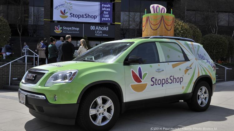 Stop & Shop is celebrating its 100th anniversary by surprising a different charitable or community group with $1,000 each day this summer.