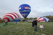 The annual U.S. Bank-sponsored Balloon Fest includes several events since there is a chance that weather causes one or more events to be cancelled.