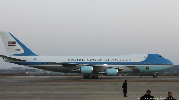 Will U.S. copy Japan and switch to 777 for Air Force One