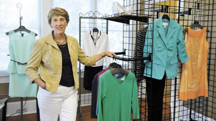 Marguerite Rupar is celebrating 20 years of selling Doncaster's line in Charlotte.