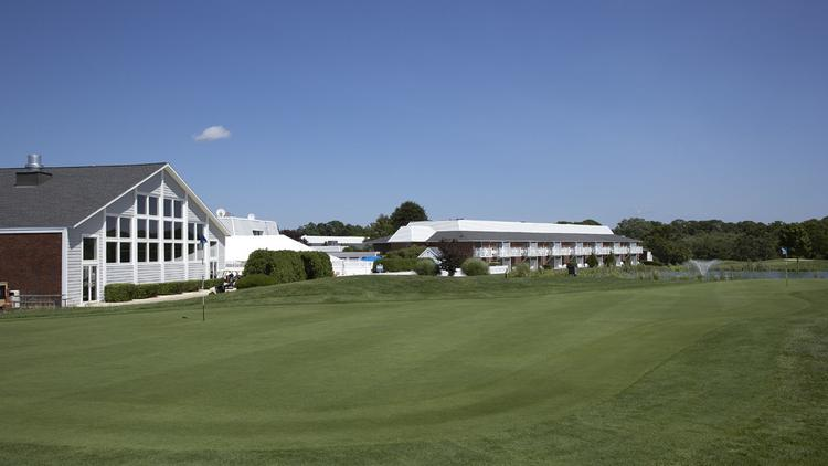The Resort & Conference Center at Hyannis on Cape Cod is for sale.