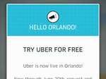 Breaking: Ride-sharing app UberX is live in Orlando now — without permits
