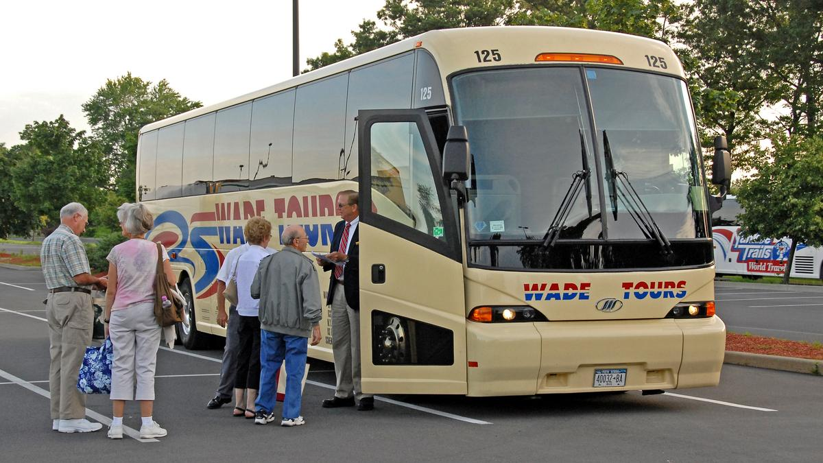Wade Tours Inc Fears New Upstate New Yorks Will Lead To Fewer Bus Trips