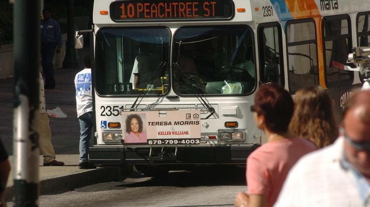 Advertising firms have until June 10 to submit bids for MARTA's advertising program.