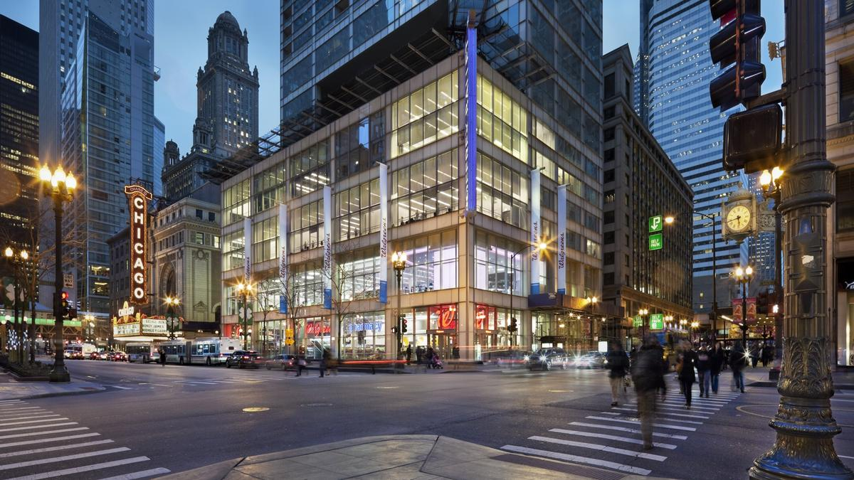 sources  walgreen co  eyes saks nicollet mall space for downtown minneapolis store  video