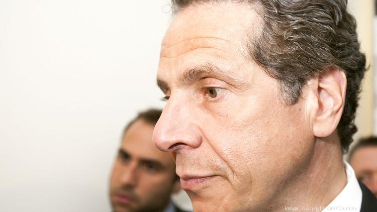 Gov. Andrew Cuomo is working to keep the Bills in Buffalo.