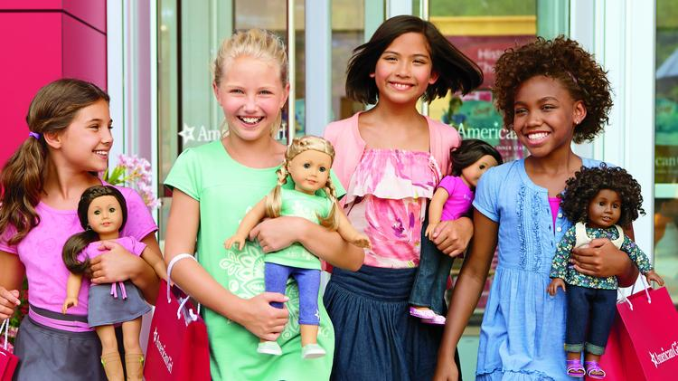 Toys R Us To Sell Mattel S American Girl L A Biz