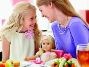 American Girl offers girls and their families a variety of experiences in its stores.