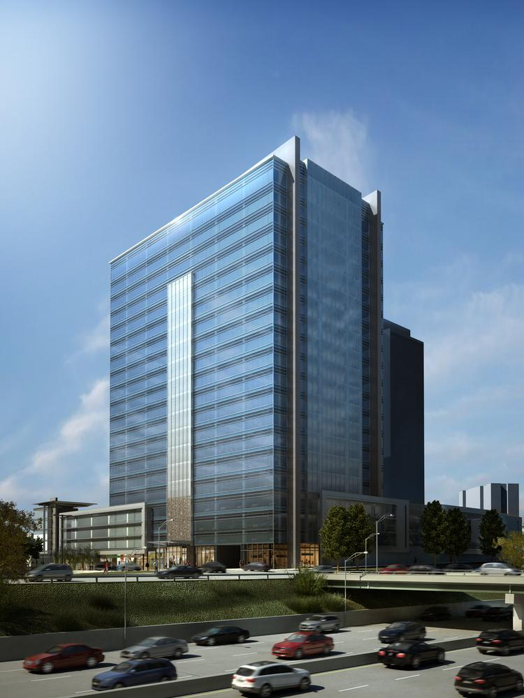 Eakin Partners is ready to build this $97 million office building at 1201 Demonbreun St., in the Gulch. Construction is set to begin later this summer, adding 275,000 square feet of top-shelf, Class A office space to the Nashville market.