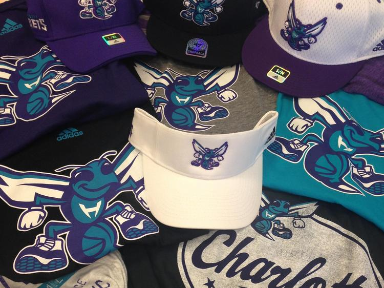 The updated version of Hugo the Hornet can be seen on new merchandise debuting this week, along with the mascot himself.