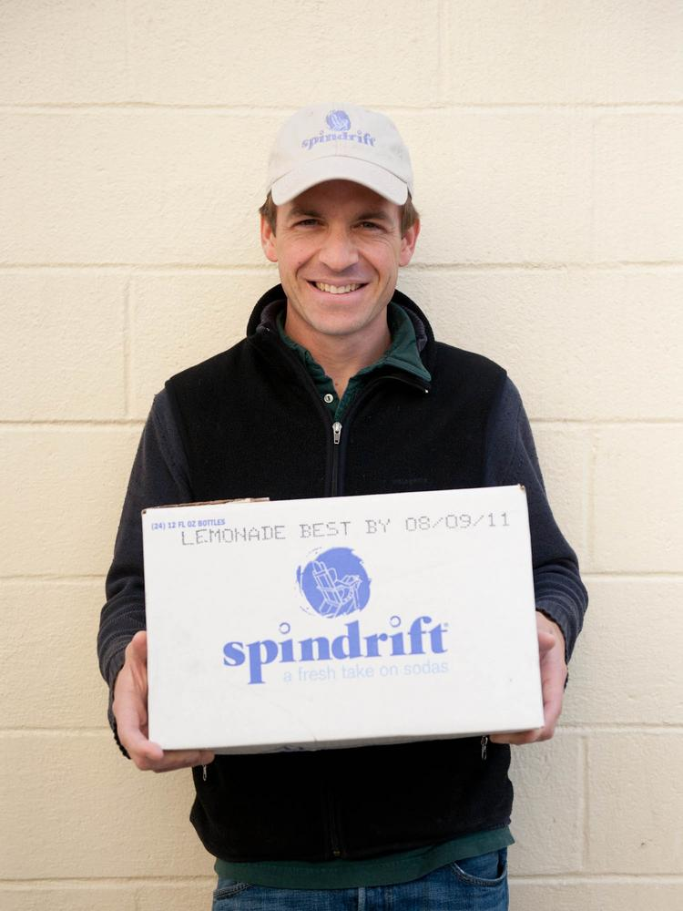 Bill Creelman, CEO and founder of Spindrift, recently doubled the size of his staff.