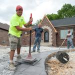 Slow start, fast finish for Louisville home builders?