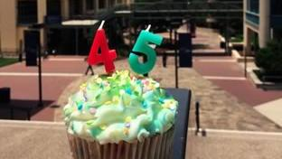 UTSA turns 45