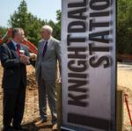 Knightdale Station to bring 800 new homes