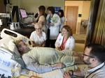 Colorado hospitals try treating pain, stress along with the disease