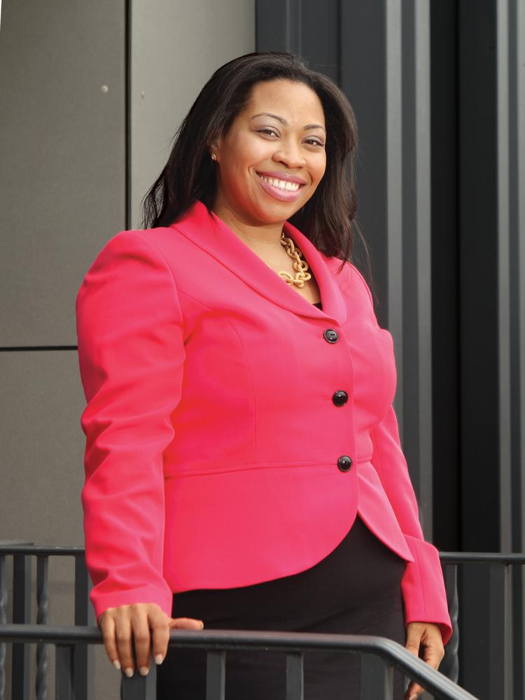Pittsburgh Business Group on Health Executive Director Jessica Brooks.