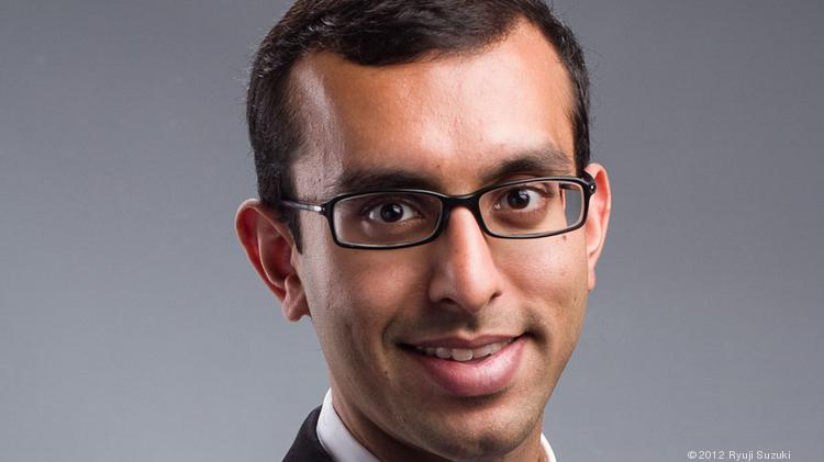 Krishna Gupta founded Romulus Capital out of his dorm room.