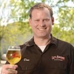 Three Questions: Lift Bridge Brewing's <strong>Dan</strong> <strong>Schwarz</strong> and Trevor Cronk