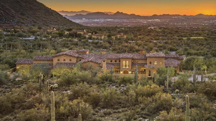 This nearly 9,000-square-foot Scottsdale home was sold for $5.77 million. It was the largest sale the Phoenix Business Journal recorded in May. Click through the slide show for photos from inside the mansion.
