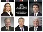 Find out which lawyers worked on the largest energy deals of the past year