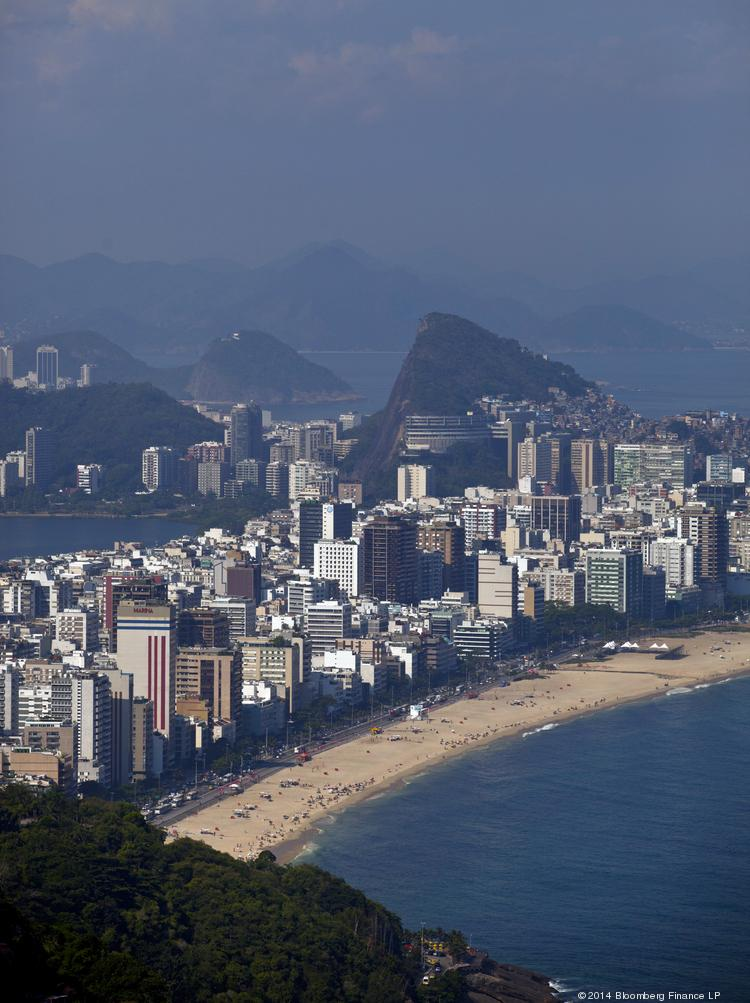 Cities such as Rio de Janeiro, Brazil are international hotspots for business travel, but don't have an abundance of quality mid-priced hotels. U.S. hotel brands like Courtyard by Marriott, Hyatt Place, Four Points by Sheraton and Hilton's Hampton Inn are changing that as they spread around the world.