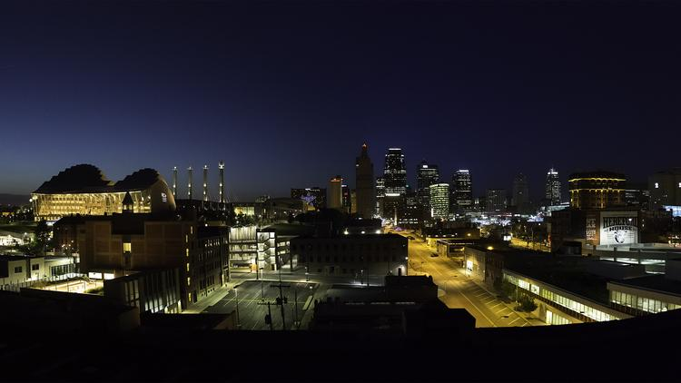 Kansas City put on its best face for the Republican National Committee's site-selection committee visit. The RNC won't announce their choice until August or later.