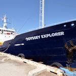 Odyssey Marine Exploration finds gold from recovery site