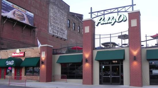 Paddy O's bar near Busch Stadium