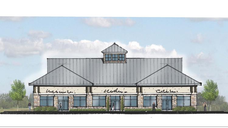 New medical office to join Katy's construction boom.