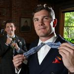 Classy move helped sew up neckwear deal (Video)